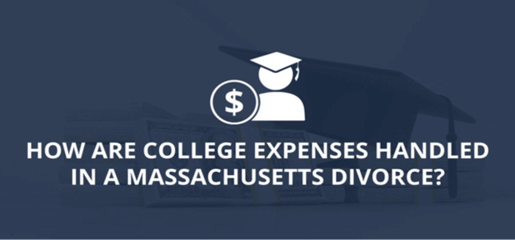 How College Expenses Are Handled In A Massachusetts Divorce